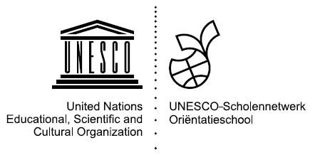 UNESCO Scholennetwerk Oriëntatieschool logo