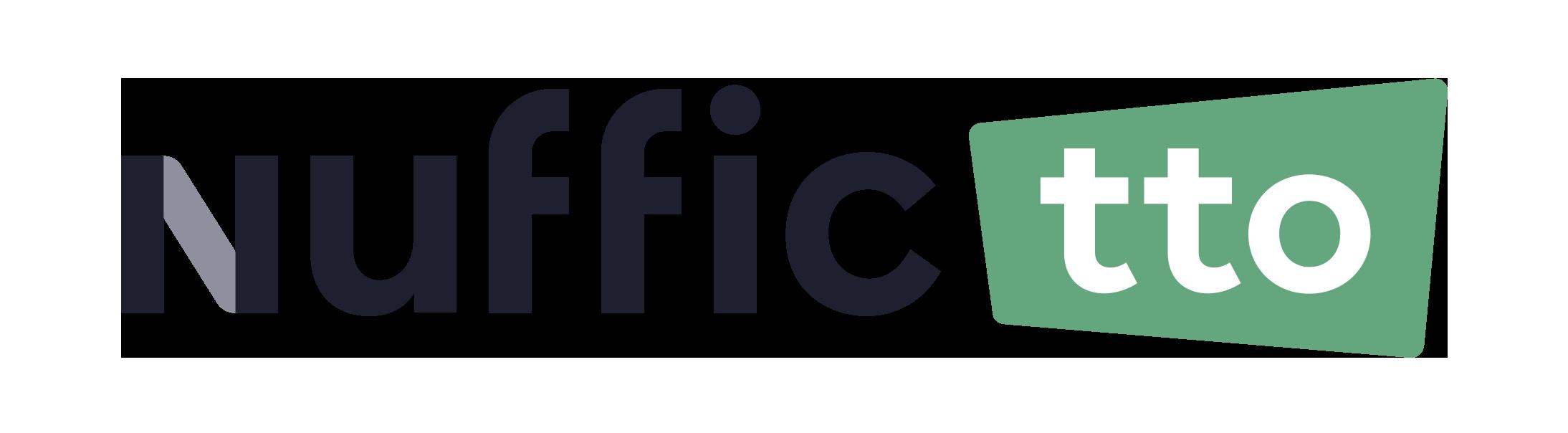 Nuffic TTO logo